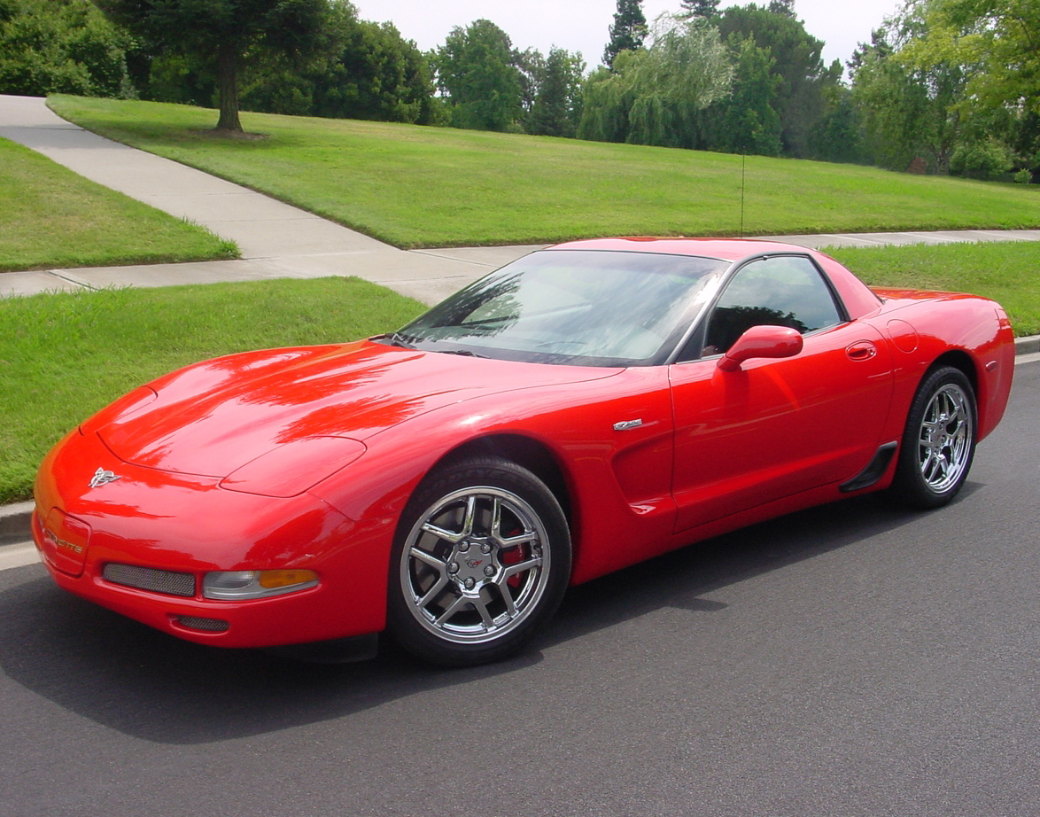 Ray's 2003 Z06 Coupe