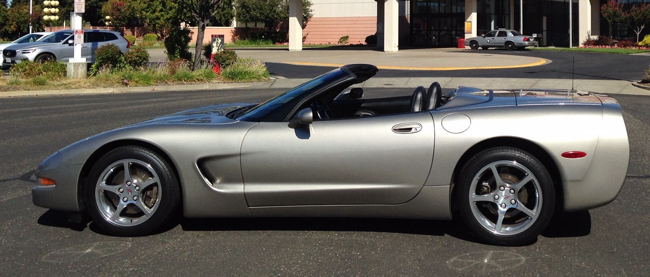 Kevin's 2001 Convertible